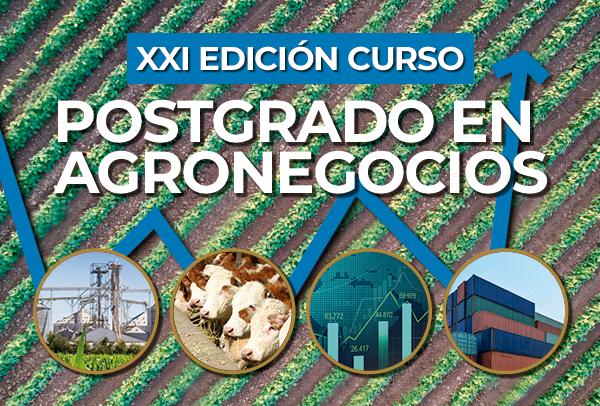 XXI Edición Curso de Postgrado en Agronegocios